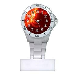 Solar Flare 1 Nurses Watches by trendistuff