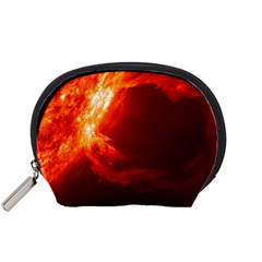 Solar Flare 1 Accessory Pouches (small)  by trendistuff