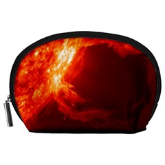 Solar Flare 1 Accessory Pouches (large)  by trendistuff