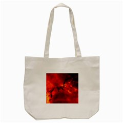 Rosette Nebula 2 Tote Bag (cream)  by trendistuff