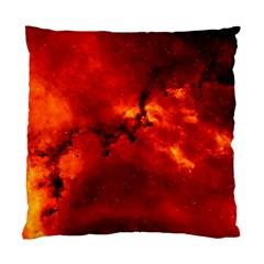 Rosette Nebula 2 Standard Cushion Cases (two Sides)  by trendistuff