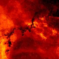 Rosette Nebula 2 Magic Photo Cubes by trendistuff