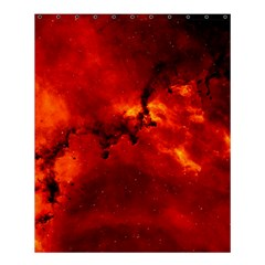 Rosette Nebula 2 Shower Curtain 60  X 72  (medium)  by trendistuff