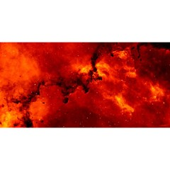 Rosette Nebula 2 You Are Invited 3d Greeting Card (8x4)  by trendistuff