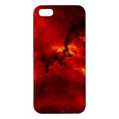 Rosette Nebula 2 Iphone 5s Premium Hardshell Case by trendistuff