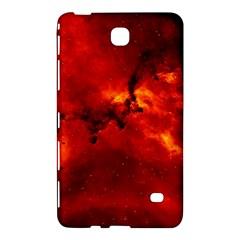 Rosette Nebula 2 Samsung Galaxy Tab 4 (7 ) Hardshell Case  by trendistuff
