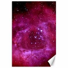 Rosette Nebula 1 Canvas 24  X 36  by trendistuff