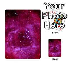 Rosette Nebula 1 Multi Purpose Cards (rectangle)