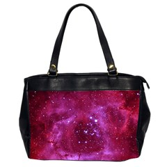 Rosette Nebula 1 Office Handbags (2 Sides)  by trendistuff