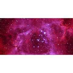 Rosette Nebula 1 You Are Invited 3d Greeting Card (8x4)  by trendistuff