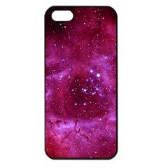 Rosette Nebula 1 Apple Iphone 5 Seamless Case (black) by trendistuff