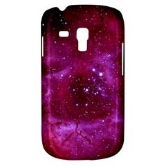 Rosette Nebula 1 Samsung Galaxy S3 Mini I8190 Hardshell Case by trendistuff