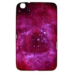 Rosette Nebula 1 Samsung Galaxy Tab 3 (8 ) T3100 Hardshell Case  by trendistuff