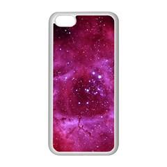 Rosette Nebula 1 Apple Iphone 5c Seamless Case (white) by trendistuff