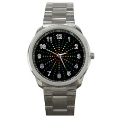 Fireworks Sport Metal Watch by Contest1762364