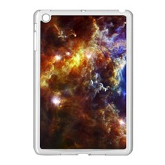 Rosette Cloud Apple Ipad Mini Case (white) by trendistuff