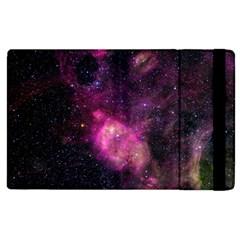 Purple Clouds Apple Ipad 3/4 Flip Case by trendistuff