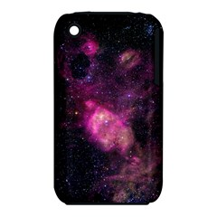 PURPLE CLOUDS Apple iPhone 3G/3GS Hardshell Case (PC+Silicone) by trendistuff