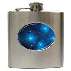 Pleiades Hip Flask (6 Oz) by trendistuff