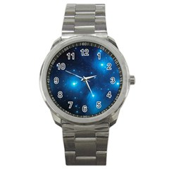 Pleiades Sport Metal Watches by trendistuff