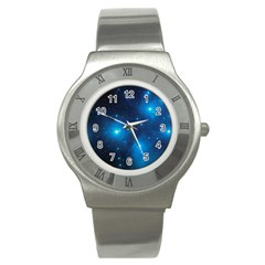 Pleiades Stainless Steel Watches by trendistuff