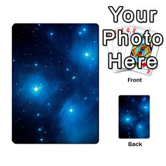 Pleiades Multi Purpose Cards (rectangle)  by trendistuff