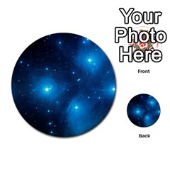 Pleiades Multi Purpose Cards (round)