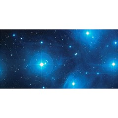 Pleiades You Are Invited 3d Greeting Card (8x4)  by trendistuff