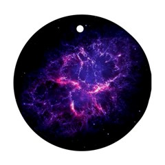 Pia17563 Ornament (round)  by trendistuff