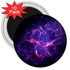 Pia17563 3  Magnets (10 Pack)  by trendistuff