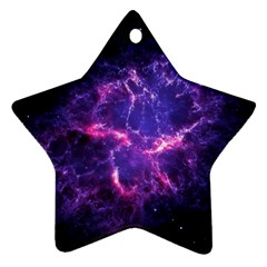 Pia17563 Star Ornament (two Sides)  by trendistuff
