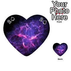 Pia17563 Playing Cards 54 (heart)  by trendistuff