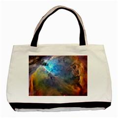 Orion Nebula Basic Tote Bag  by trendistuff