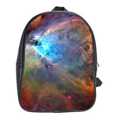 Orion Nebula School Bags(large)  by trendistuff