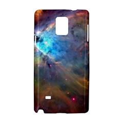 Orion Nebula Samsung Galaxy Note 4 Hardshell Case by trendistuff