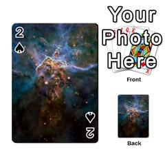 Mystic Mountain Playing Cards 54 Designs  by trendistuff