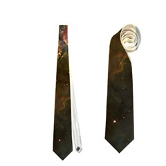 Mystic Mountain Neckties (two Side)