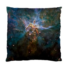 Mystic Mountain Standard Cushion Case (one Side)  by trendistuff