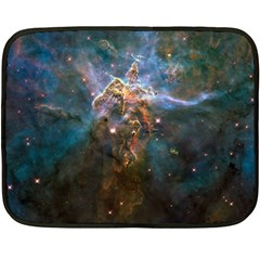 Mystic Mountain Fleece Blanket (mini) by trendistuff