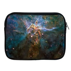 Mystic Mountain Apple Ipad 2/3/4 Zipper Cases by trendistuff