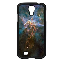Mystic Mountain Samsung Galaxy S4 I9500/ I9505 Case (black) by trendistuff