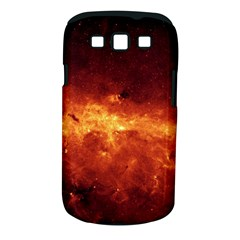 Milky Way Clouds Samsung Galaxy S Iii Classic Hardshell Case (pc+silicone) by trendistuff