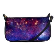 Milky Way Center Shoulder Clutch Bags by trendistuff