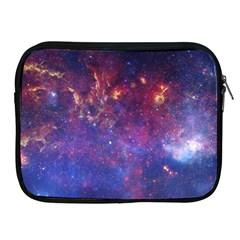 Milky Way Center Apple Ipad 2/3/4 Zipper Cases by trendistuff