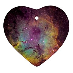 Ic 1396 Ornament (heart)  by trendistuff