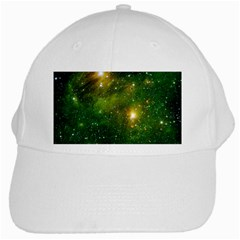 HYDROCARBONS IN SPACE White Cap by trendistuff