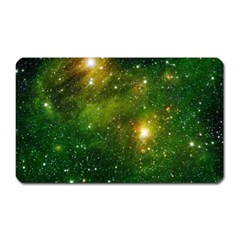 Hydrocarbons In Space Magnet (rectangular) by trendistuff