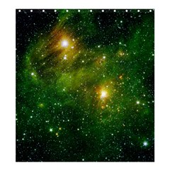 Hydrocarbons In Space Shower Curtain 66  X 72  (large)  by trendistuff