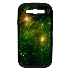 Hydrocarbons In Space Samsung Galaxy S Iii Hardshell Case (pc+silicone) by trendistuff