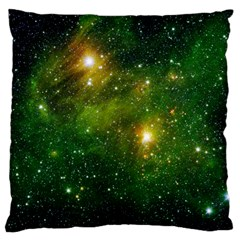 Hydrocarbons In Space Standard Flano Cushion Cases (one Side)  by trendistuff